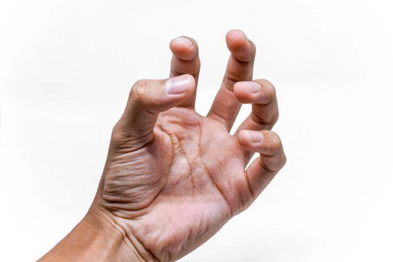 Why do my right, left, thumb or small finger twitch