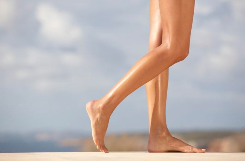 How to get smaller legs
